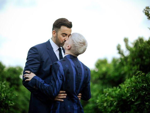La boda de Sindri y Sergio en Picanya, Valencia 131