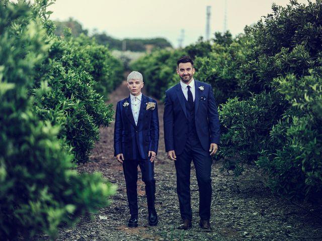 La boda de Sindri y Sergio en Picanya, Valencia 133