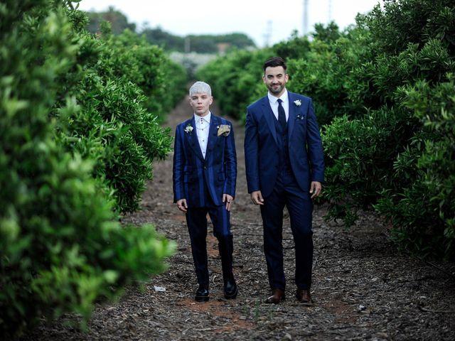 La boda de Sindri y Sergio en Picanya, Valencia 135