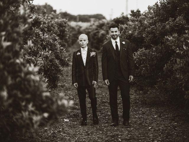 La boda de Sindri y Sergio en Picanya, Valencia 136