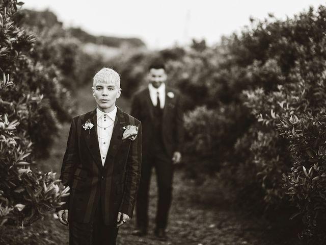 La boda de Sindri y Sergio en Picanya, Valencia 137