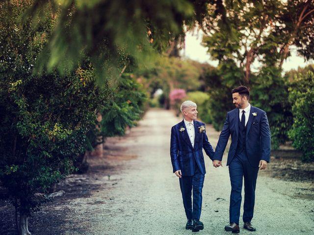 La boda de Sindri y Sergio en Picanya, Valencia 143