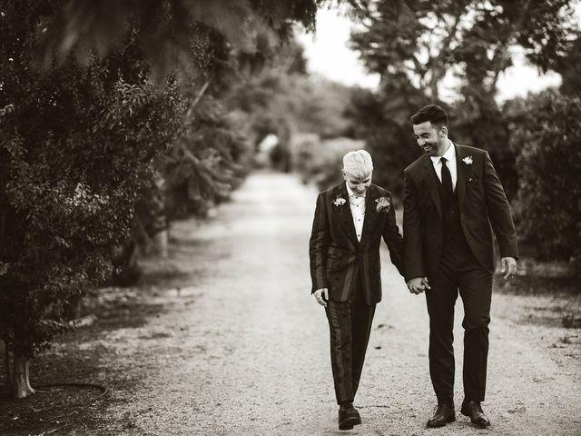 La boda de Sindri y Sergio en Picanya, Valencia 144