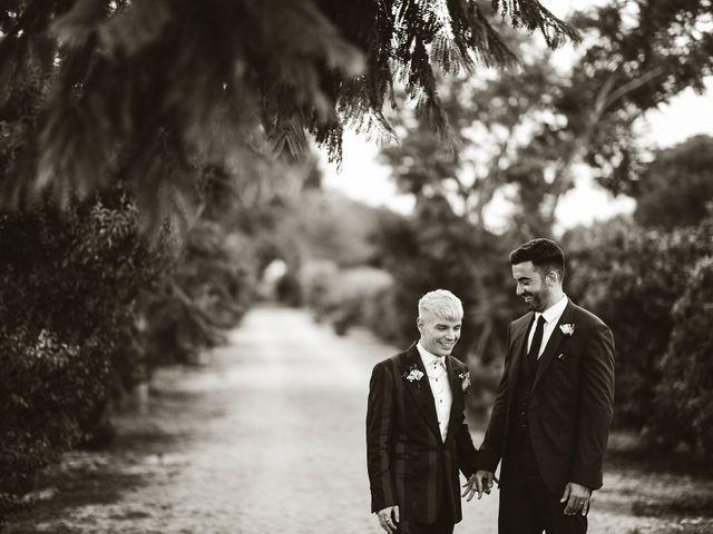 La boda de Sindri y Sergio en Picanya, Valencia 145