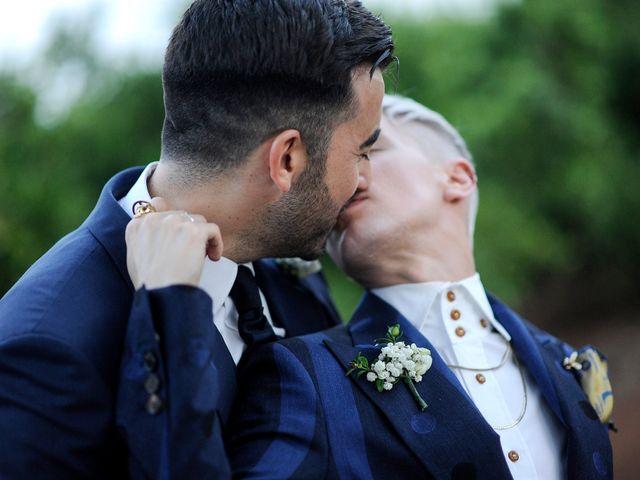 La boda de Sindri y Sergio en Picanya, Valencia 158