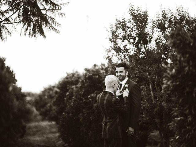 La boda de Sindri y Sergio en Picanya, Valencia 167