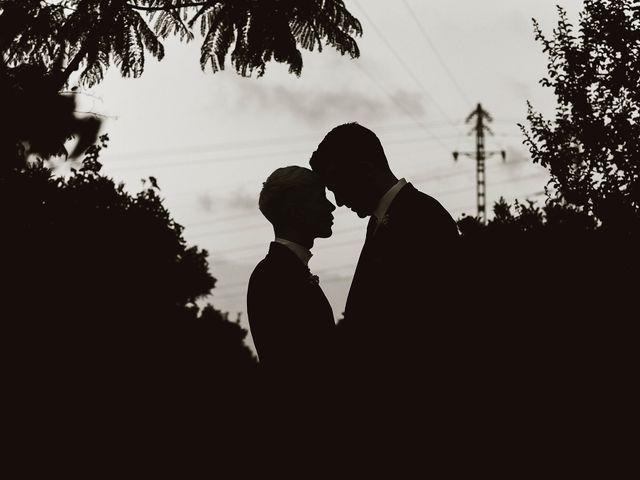 La boda de Sindri y Sergio en Picanya, Valencia 169