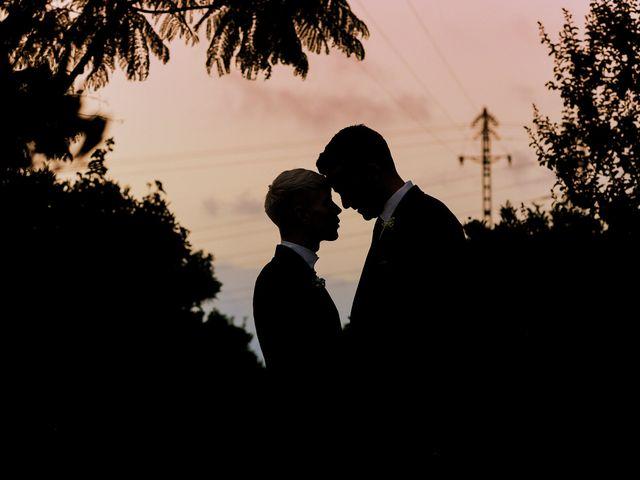 La boda de Sindri y Sergio en Picanya, Valencia 170