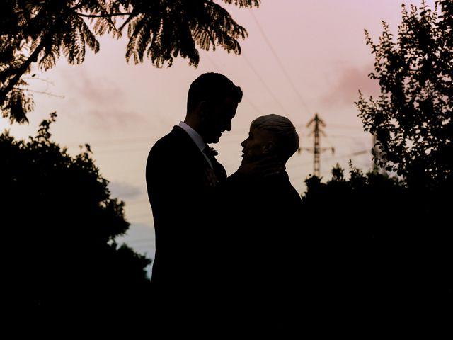 La boda de Sindri y Sergio en Picanya, Valencia 173