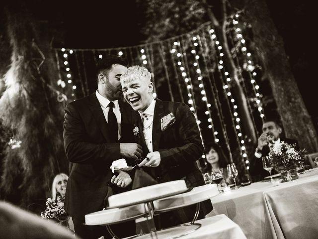 La boda de Sindri y Sergio en Picanya, Valencia 193