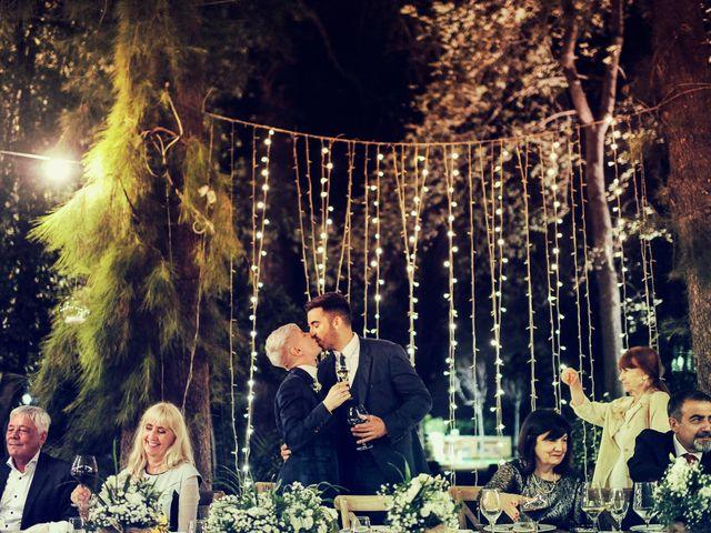 La boda de Sindri y Sergio en Picanya, Valencia 196