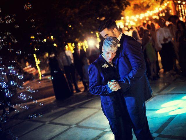 La boda de Sindri y Sergio en Picanya, Valencia 200