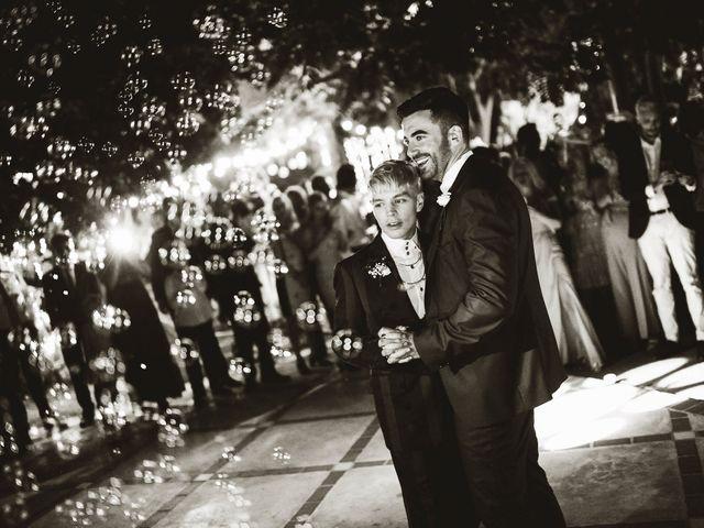 La boda de Sindri y Sergio en Picanya, Valencia 203
