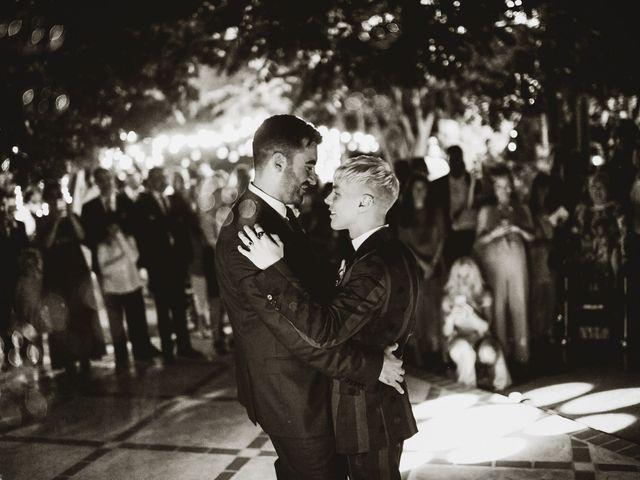 La boda de Sindri y Sergio en Picanya, Valencia 205