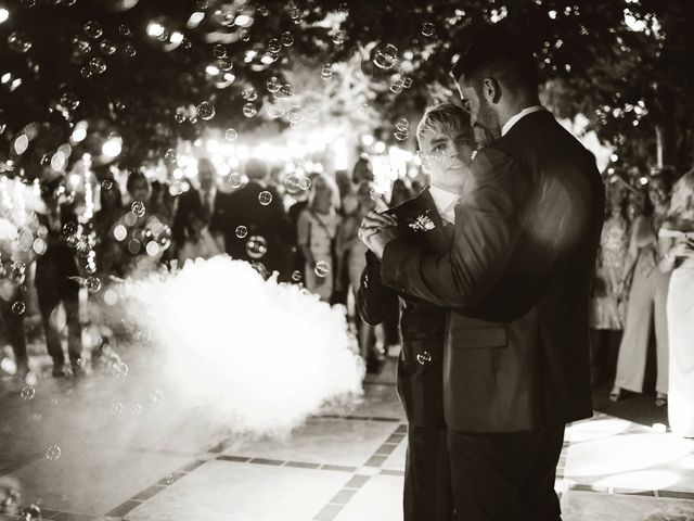 La boda de Sindri y Sergio en Picanya, Valencia 209