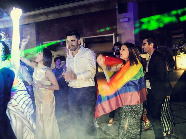 La boda de Sindri y Sergio en Picanya, Valencia 220