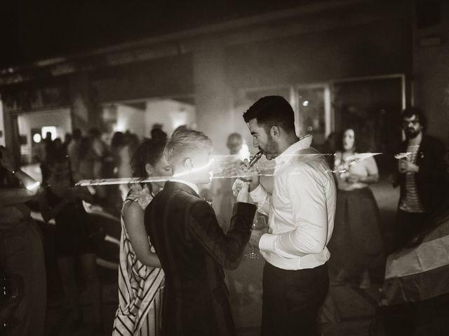 La boda de Sindri y Sergio en Picanya, Valencia 222