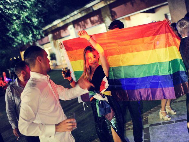 La boda de Sindri y Sergio en Picanya, Valencia 224