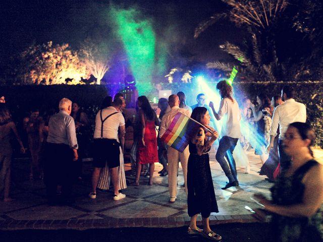 La boda de Sindri y Sergio en Picanya, Valencia 227