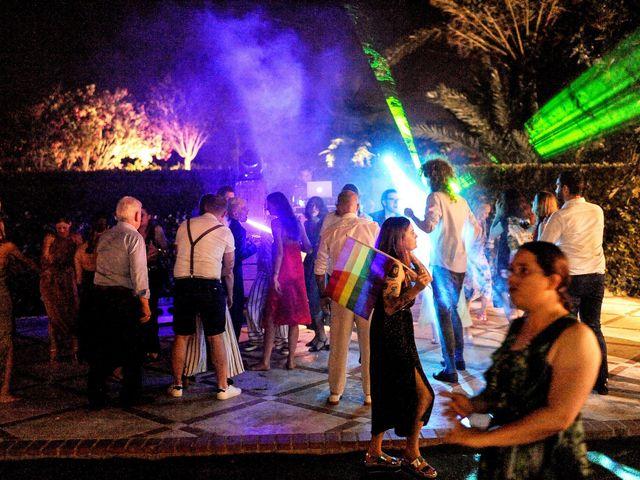 La boda de Sindri y Sergio en Picanya, Valencia 228