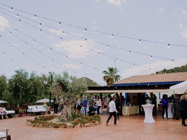 La boda de Joanne y Ismael en Las Palas, Murcia 4