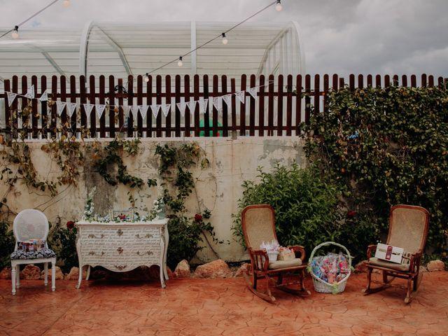 La boda de Joanne y Ismael en Las Palas, Murcia 5
