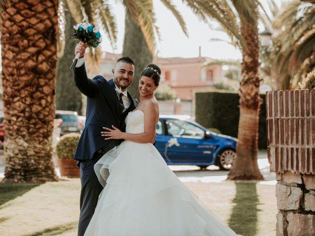 La boda de Estibaliz y Victor