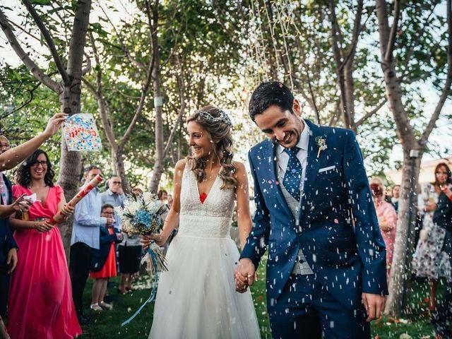 La boda de Esther y Gorgo