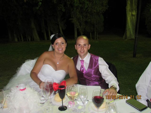 La boda de Danielle y Jaime en Alhaurin De La Torre, Málaga 2