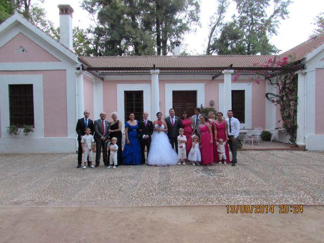 La boda de Danielle y Jaime en Alhaurin De La Torre, Málaga 3