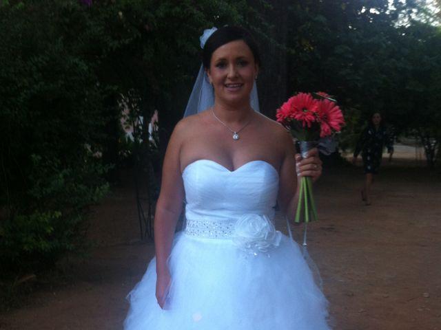 La boda de Danielle y Jaime en Alhaurin De La Torre, Málaga 4
