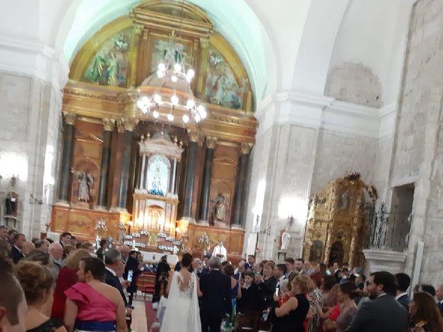 La boda de Roberto y Verónica  en Ampudia, Palencia 3