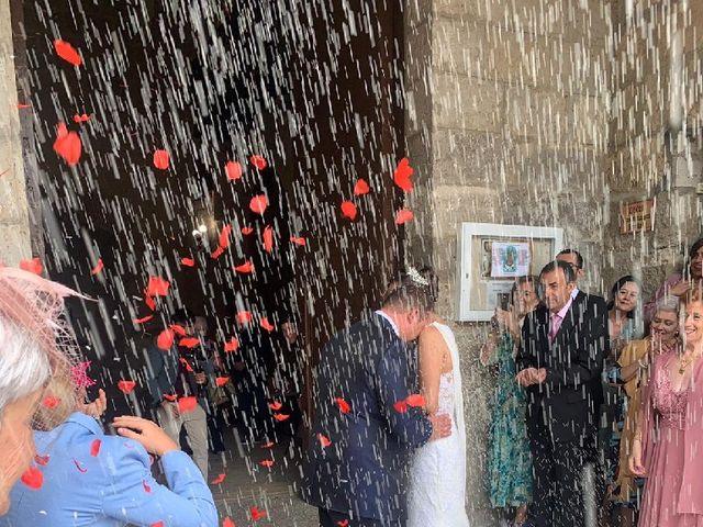 La boda de Roberto y Verónica  en Ampudia, Palencia 4