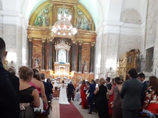 La boda de Roberto y Verónica  en Ampudia, Palencia 6