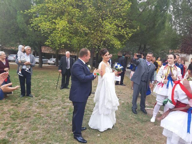 La boda de Roberto y Verónica  en Ampudia, Palencia 7