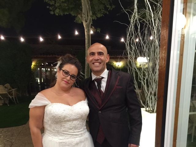 La boda de Carlos y Cristina