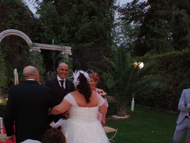 La boda de Cristina y Carlos en Madrid, Madrid 5