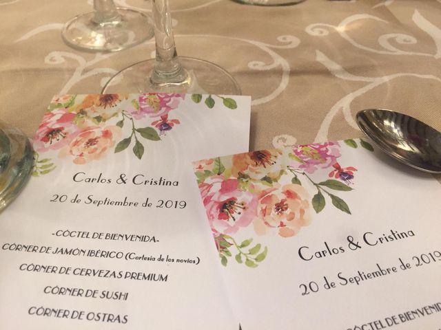 La boda de Cristina y Carlos en Madrid, Madrid 7