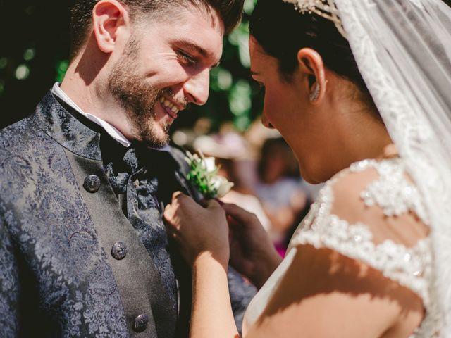 La boda de Arturo y Yasmina en Cuarte De Huerva, Zaragoza 35