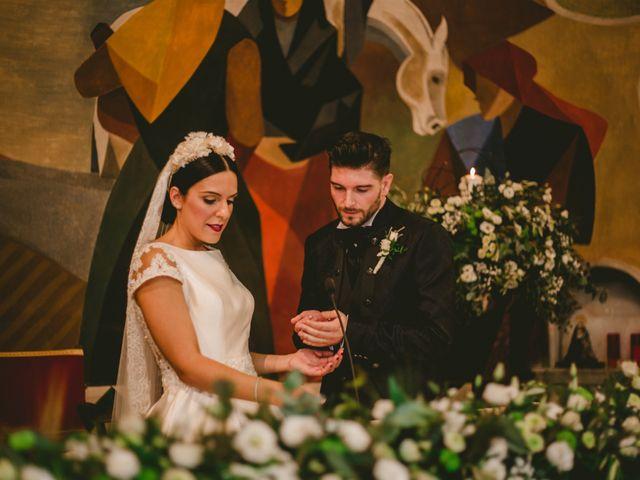 La boda de Arturo y Yasmina en Cuarte De Huerva, Zaragoza 38