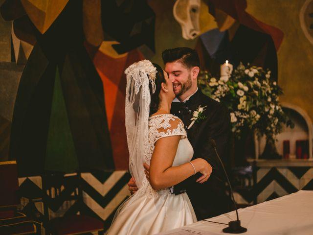La boda de Arturo y Yasmina en Cuarte De Huerva, Zaragoza 39