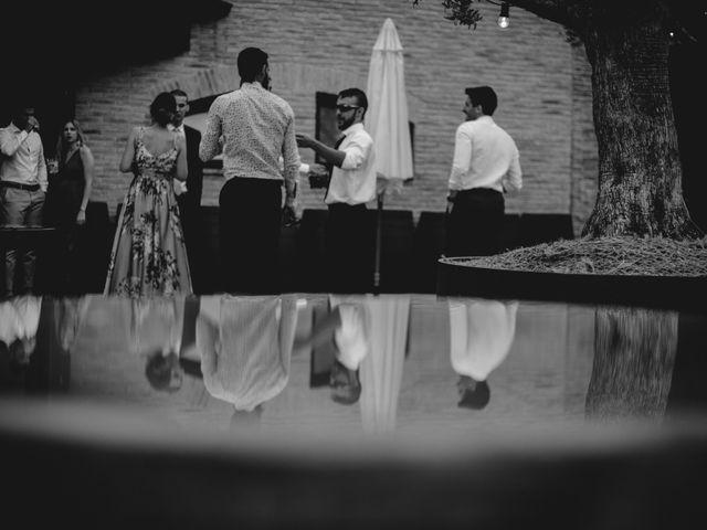 La boda de Arturo y Yasmina en Cuarte De Huerva, Zaragoza 50