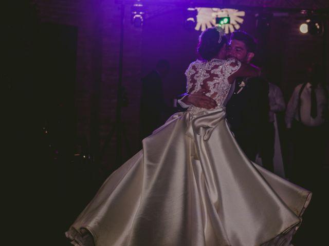 La boda de Arturo y Yasmina en Cuarte De Huerva, Zaragoza 54