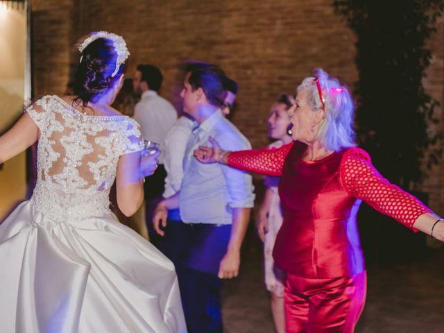 La boda de Arturo y Yasmina en Cuarte De Huerva, Zaragoza 56