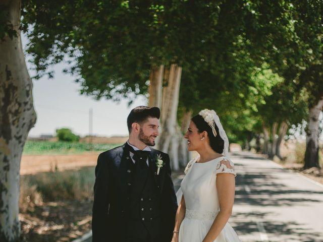 La boda de Arturo y Yasmina en Cuarte De Huerva, Zaragoza 60