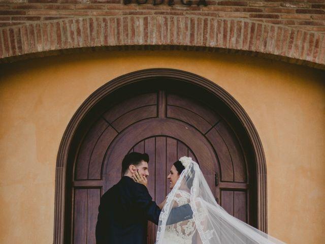 La boda de Arturo y Yasmina en Cuarte De Huerva, Zaragoza 62
