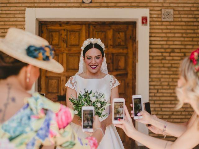 La boda de Arturo y Yasmina en Cuarte De Huerva, Zaragoza 30