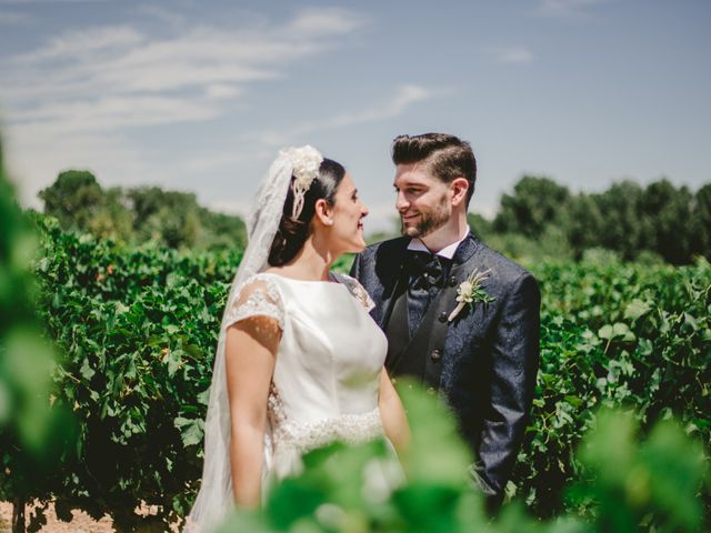 La boda de Yasmina y Arturo
