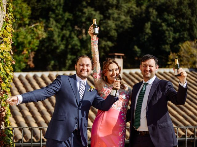 La boda de Martin y Daniela en Tagamanent, Barcelona 19