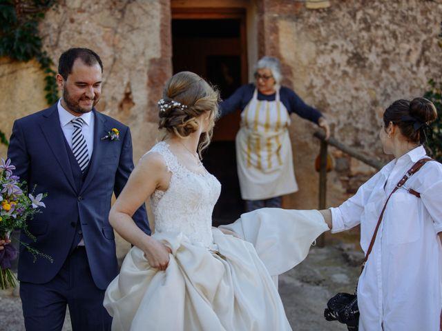 La boda de Martin y Daniela en Tagamanent, Barcelona 45